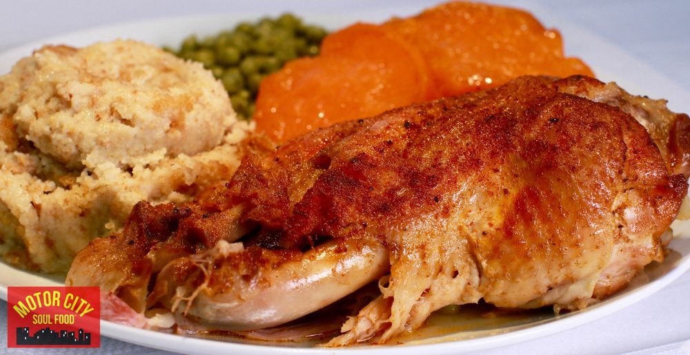 Motor city soul food 63 foto e 77 recensioni cucina for Motor city pawn shop on 8 mile