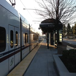 Photo Of VTA Light Rail Crossman Station