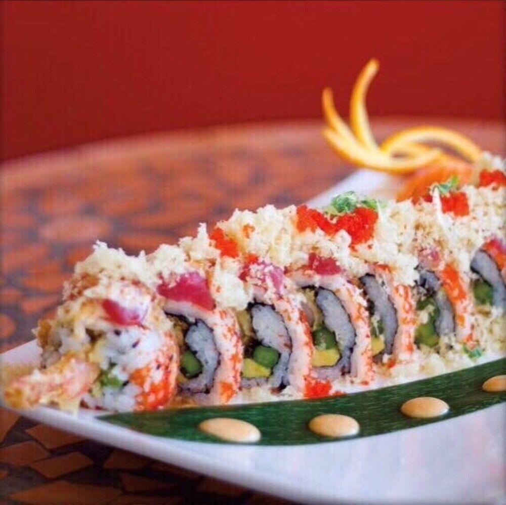 Kamrai Sushi & Thai Grill