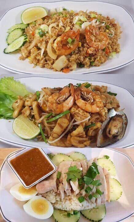Thai Basil: 4445 E Bay Dr, Clearwater, FL