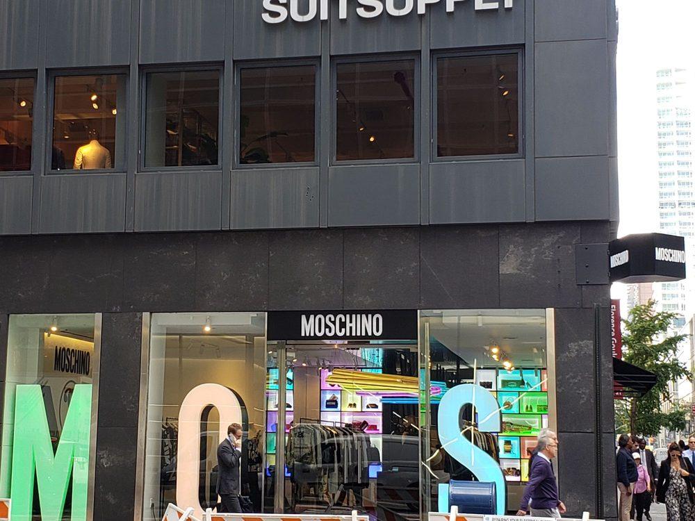 Moschino: 30 W 56th St, New York, NY