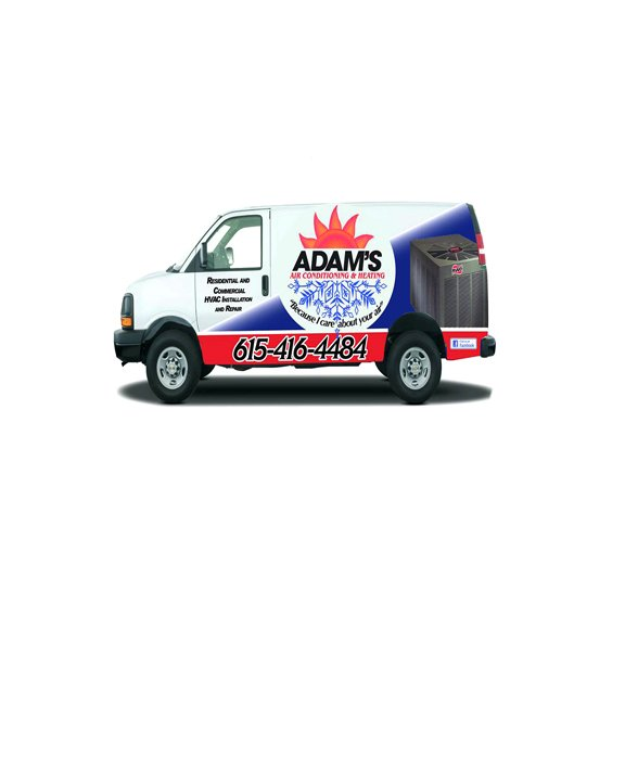 Adam's Air Conditioning & Heating: 5809 Cantrell Dr, Rockvale, TN