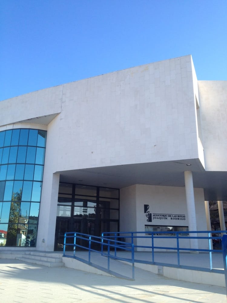 Auditorio Joaquin Rodrigo