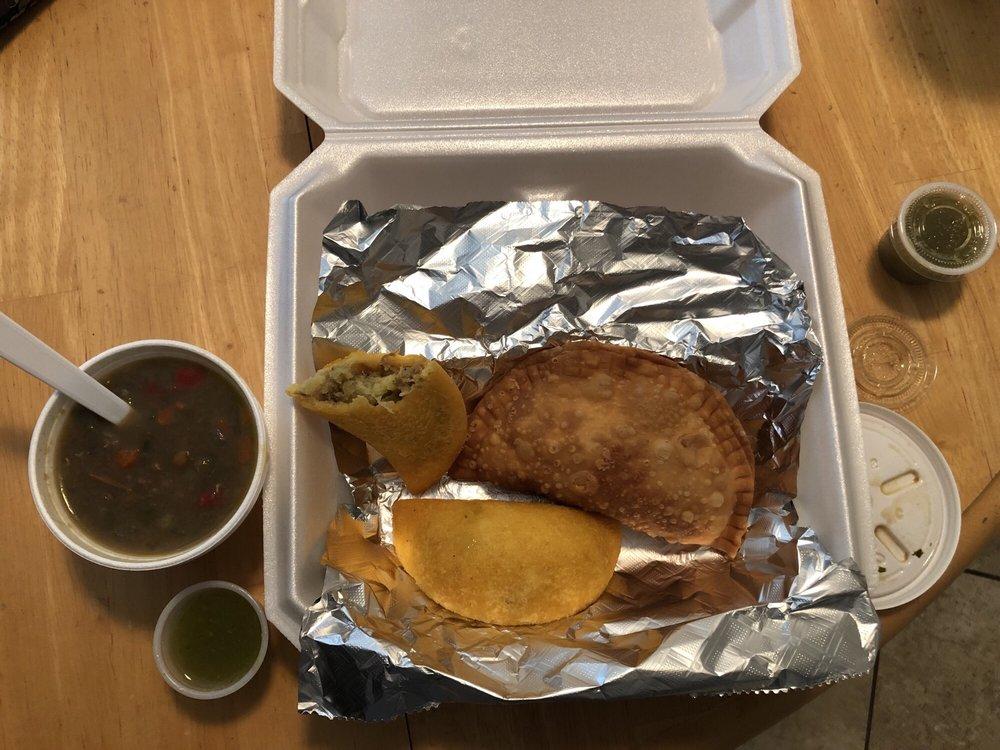 Food from Empanadas & More