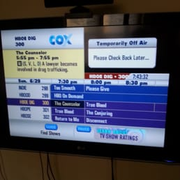 Cox Communications Residential Services 50 Reviews