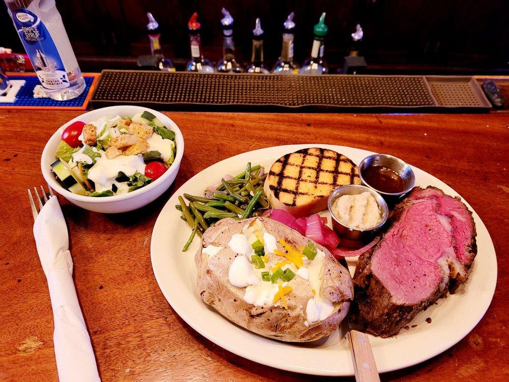 Wildside Steakhouse: 140 River St, White Bird, ID