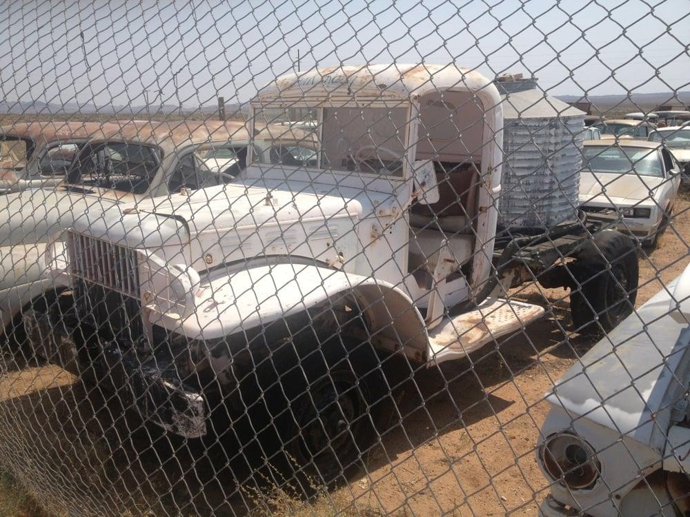 A-1 Auto & Wrecking: 14981 N Hwy 93, Dolan Springs, AZ