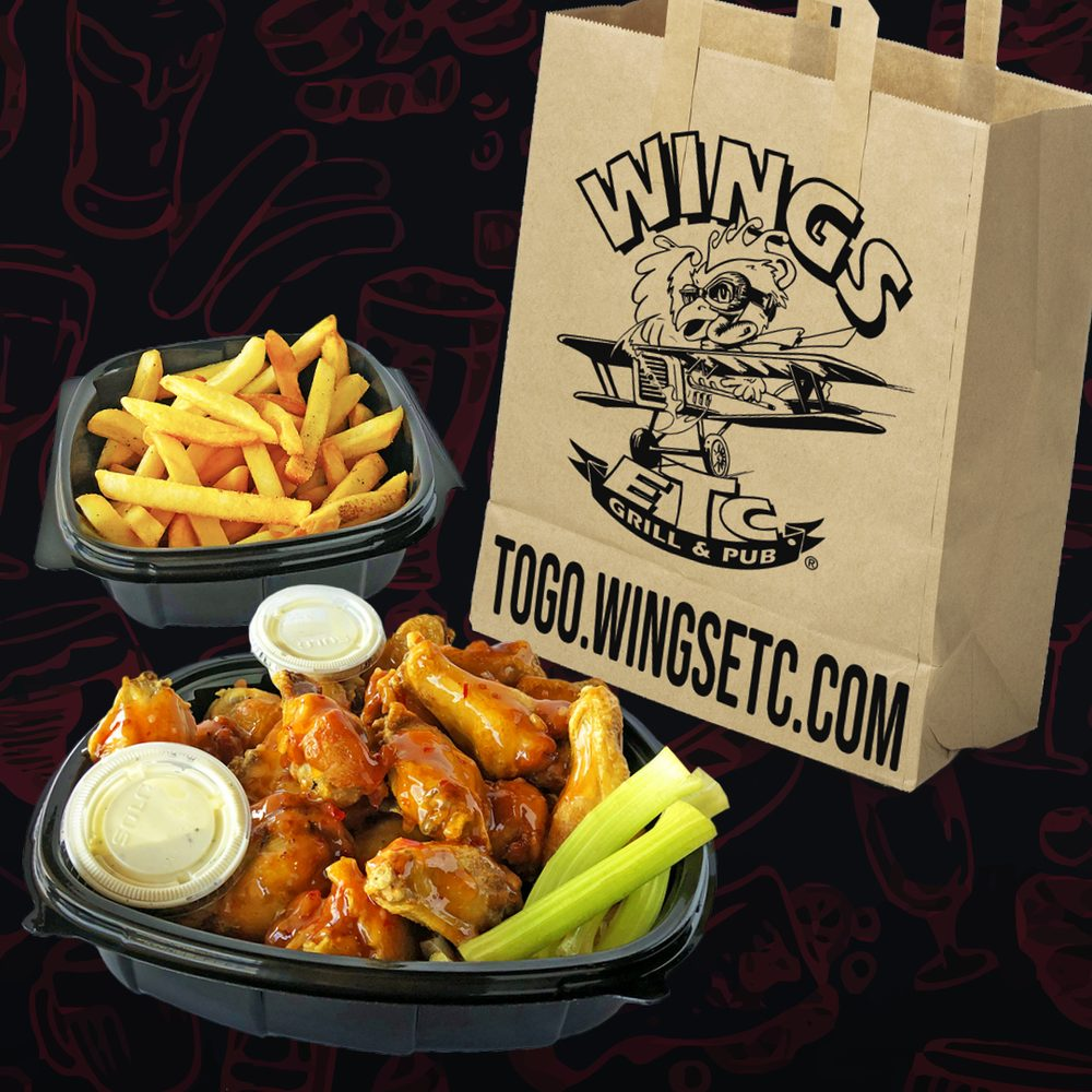 Wings Etc: 35 Russell Plaza Dr., Ashland, KY