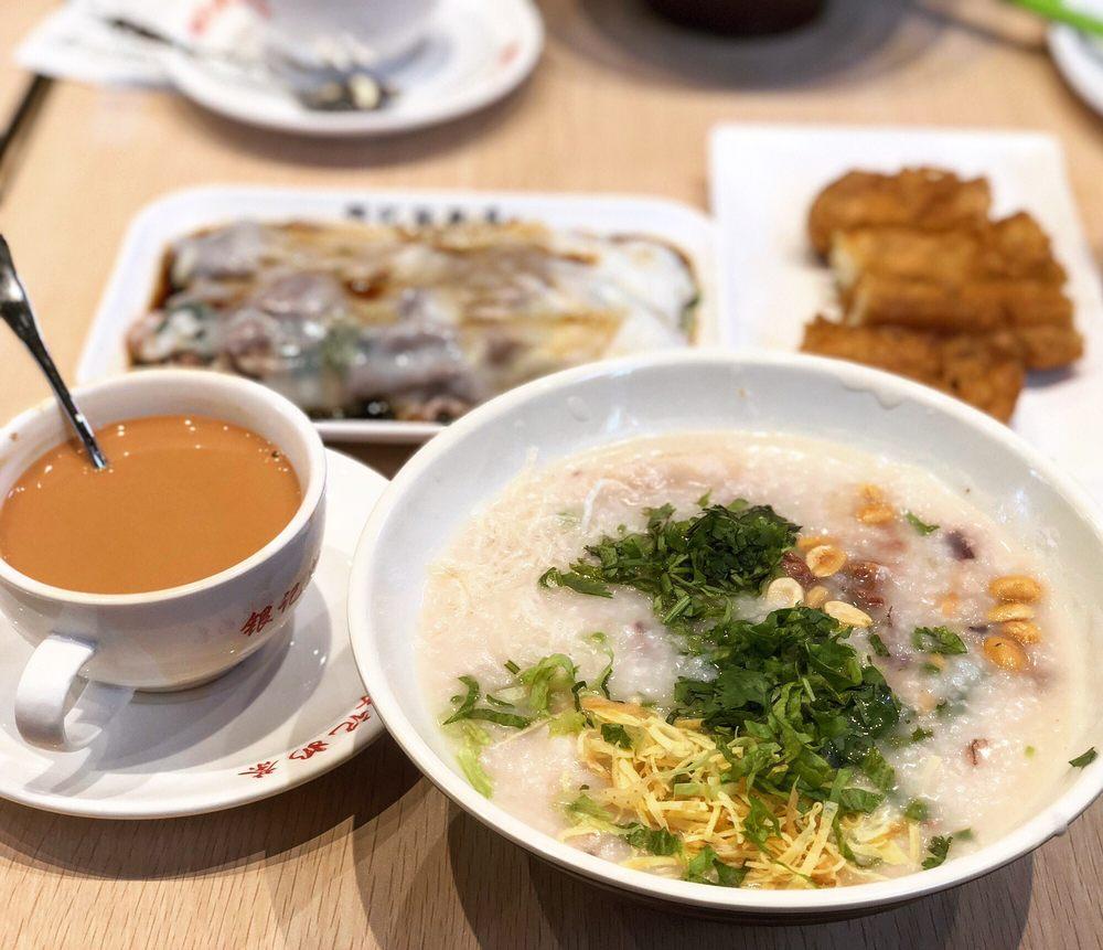 Yin Ji Chang Fen Rice Roll