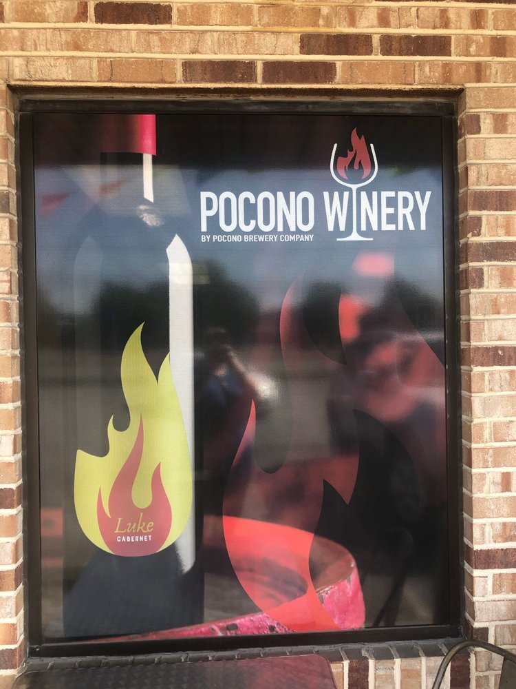Pocono Winery-Taproom: US-209, BRODHEADSVLLE, PA