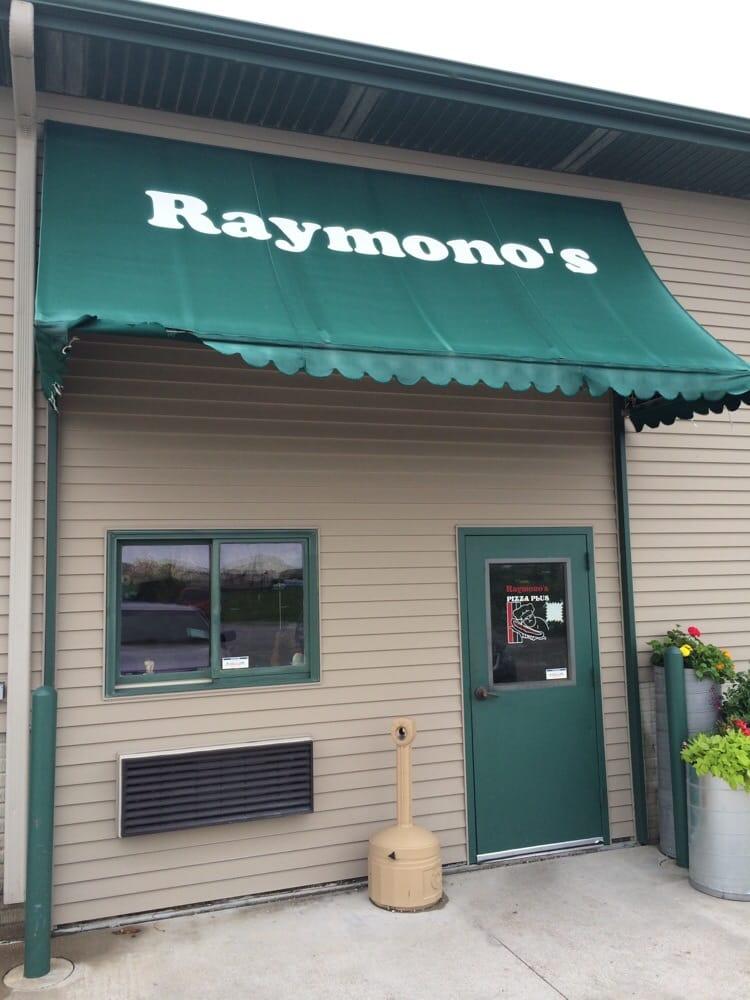 Raymono's Pizza Plus: 5580 W Mill Rd, Raymond, NE