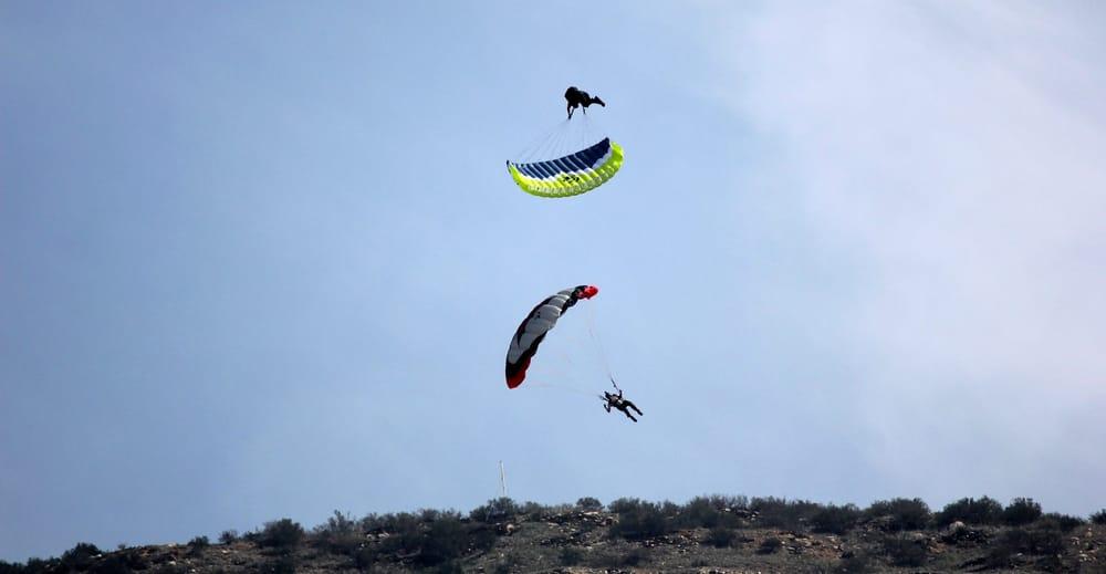 Soboba Paragliding: 255 Soboba Rd, San Jacinto, CA