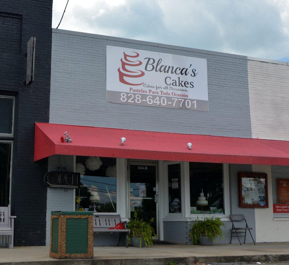 Blanca's Cakes: 534 Central St, Hudson, NC