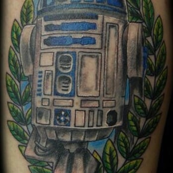 Photo Of Local Color Tattoos West Chester Pa United States Artoo Detoo