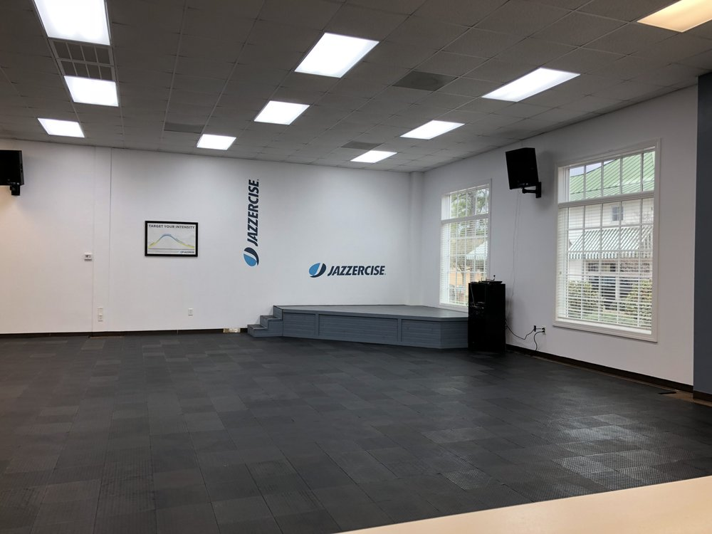 Jazzercise Southern Pines Fitness Center: 155 Hall Ave, Southern Pines, NC