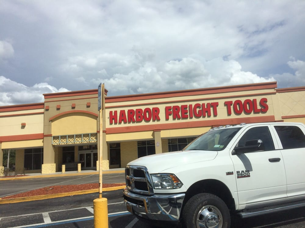 Harbor Freight Tools: 2418 Commercial Way, Spring Hill, FL