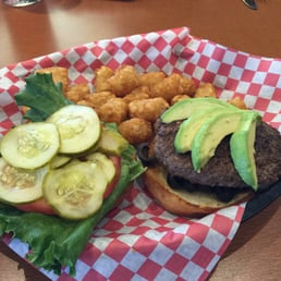 basement burger bar canton mi bison burger