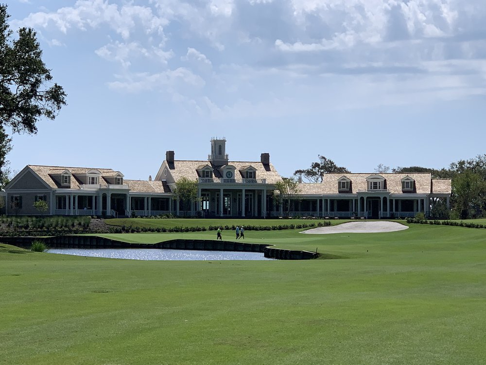 Cougar Point Golf Club House