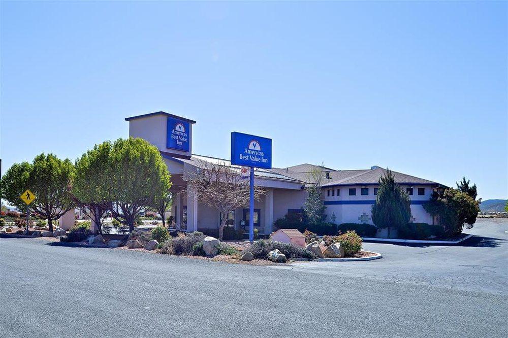 Americas Best Value Inn Prescott Valley: 8383 East US Route 69, Prescott Valley, AZ