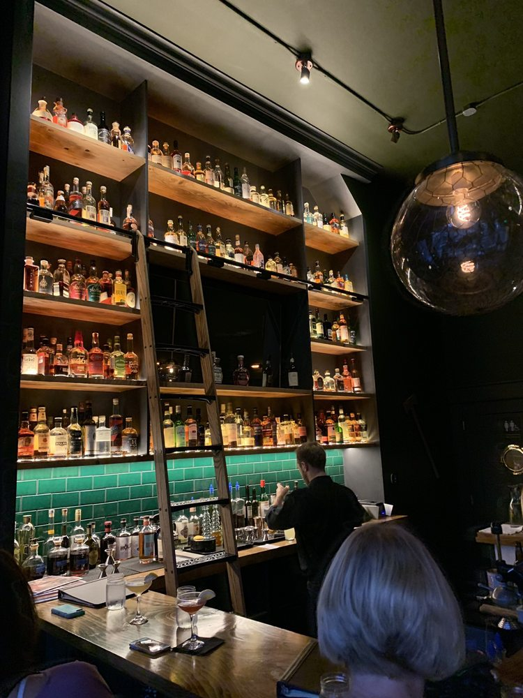 Blaylock's Whiskey Bar: 433 13th St, Astoria, OR