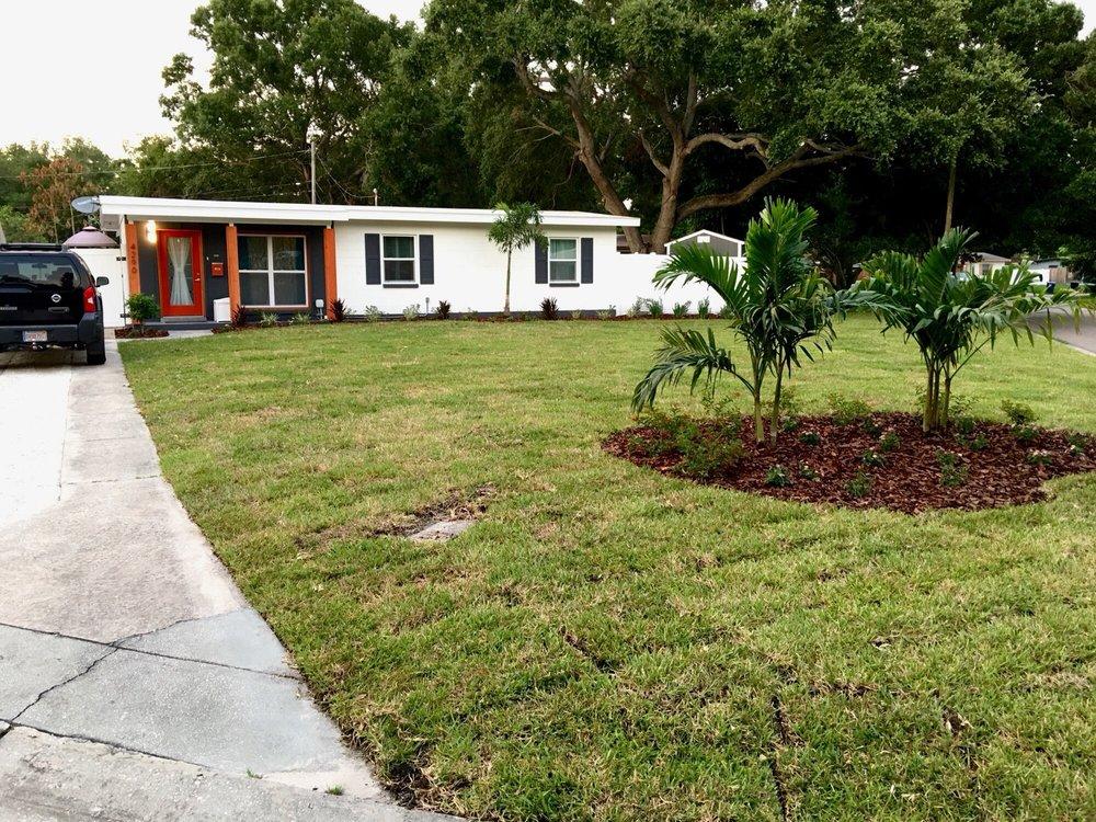 Floridigenous Landscape, Inc.: 1510 29th Ave N, St. Petersburg, FL