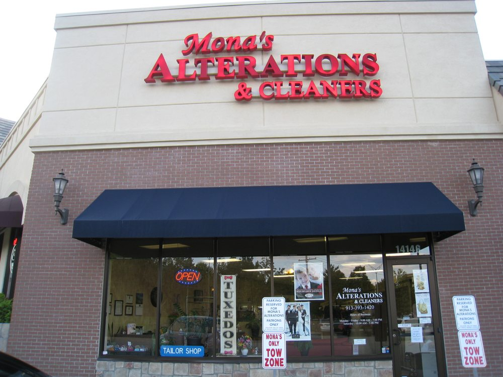 Mona's Alterations & Cleaners