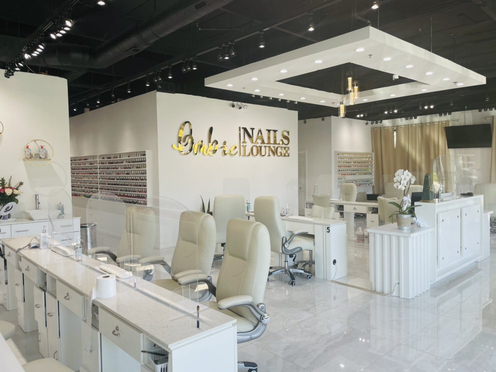 Ombre Nails Lounge: 1835 Prairie City Rd, Folsom, CA