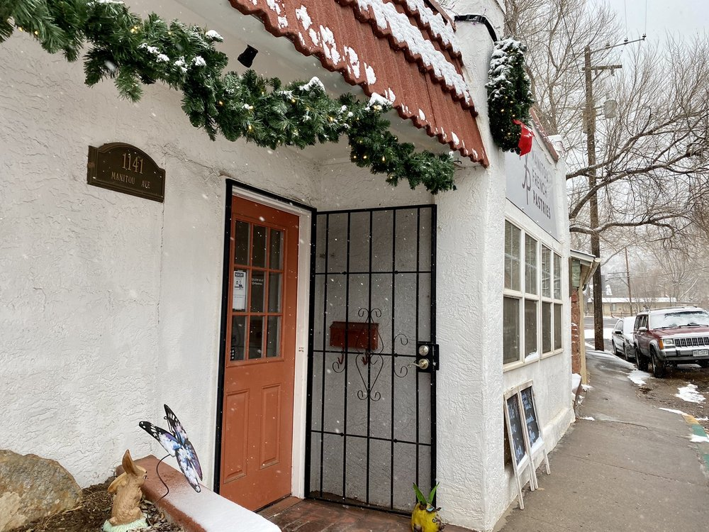 Manitou French Pastries: 1141 Manitou Ave, Manitou Springs, CO