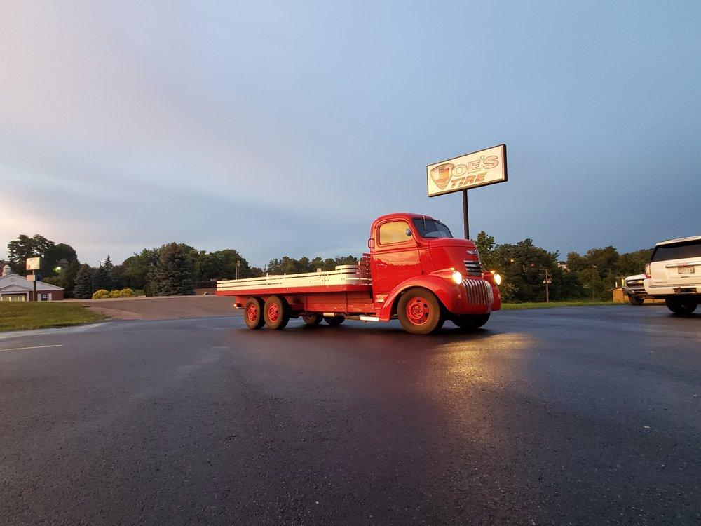 Joe's Tire: 875 Shamrock Dr, Barnesville, OH