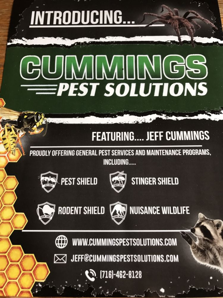 Cummings Pest Solutions: 5072 Gasport Rd, Gasport, NY