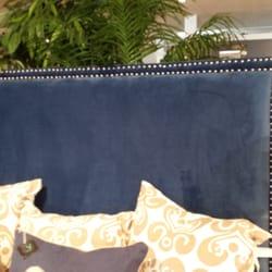 Photo Of Matter Bros Furniture   Pinellas Park, FL, United States. Fabric  Headboard