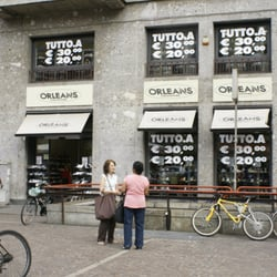 Orleans - Negozi di scarpe - Piazza Lima 11b0913212b