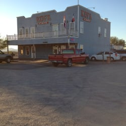 Photo Of Kofa Cafe Salome Az United States