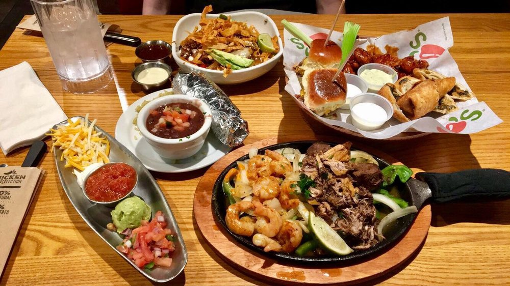Social Spots from Chili's Grill And Bar