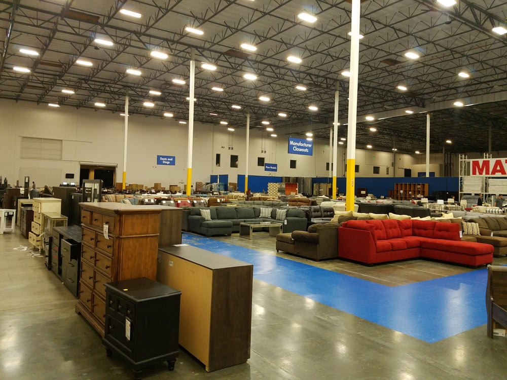 Beau Photo Of Living Spaces   Panorama City, CA, United States. The Clearance  Warehouse