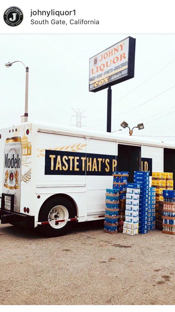 Johny liquor: 9001 Atlantic Ave, South Gate, CA
