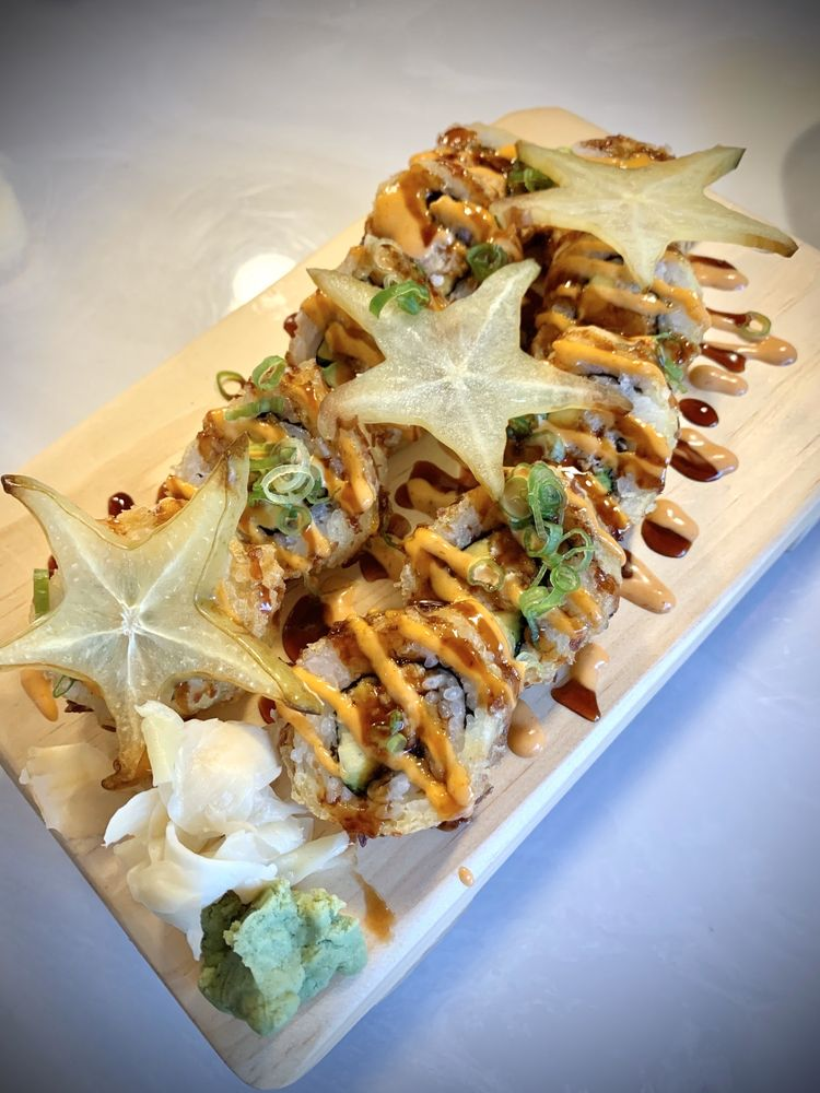 Aoi Sushi: 211 NE A St, Bentonville, AR