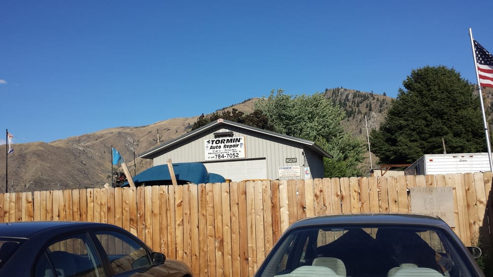 Stormin Towing & Transport: 14449 US-97 ALT,, Entiat, WA
