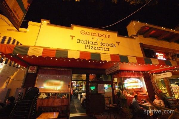 Gumba S Italian Restaurant Sunnyvale Ca