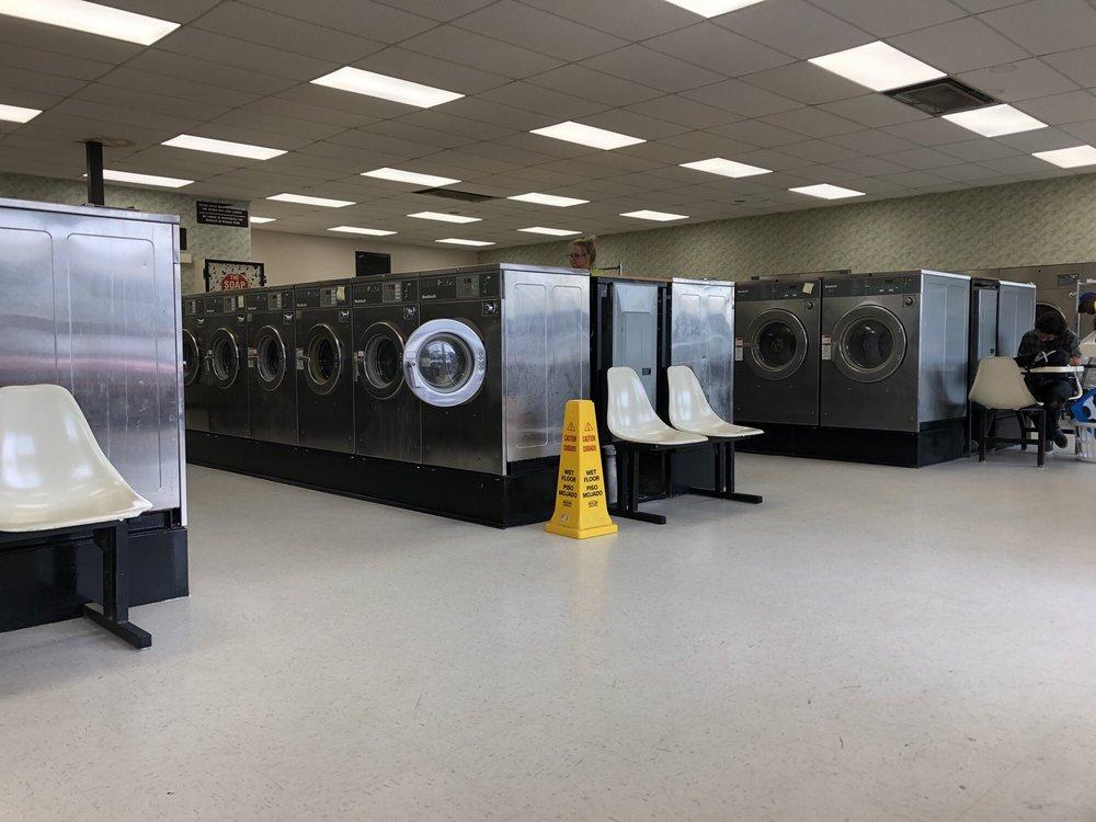 Rainbow Laundry: 4719 High Point Rd, Greensboro, NC