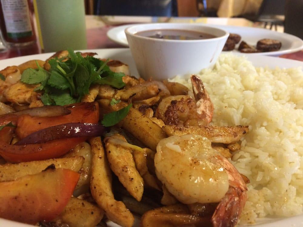 Rivera's Restaurant: 6552 Backlick Rd, Springfield, VA