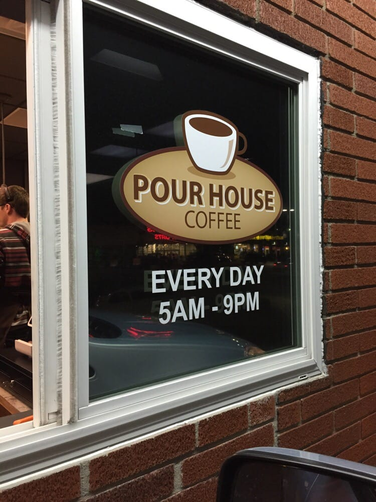 Pour House Coffee: 280 Russell Rd, Ashland, KY