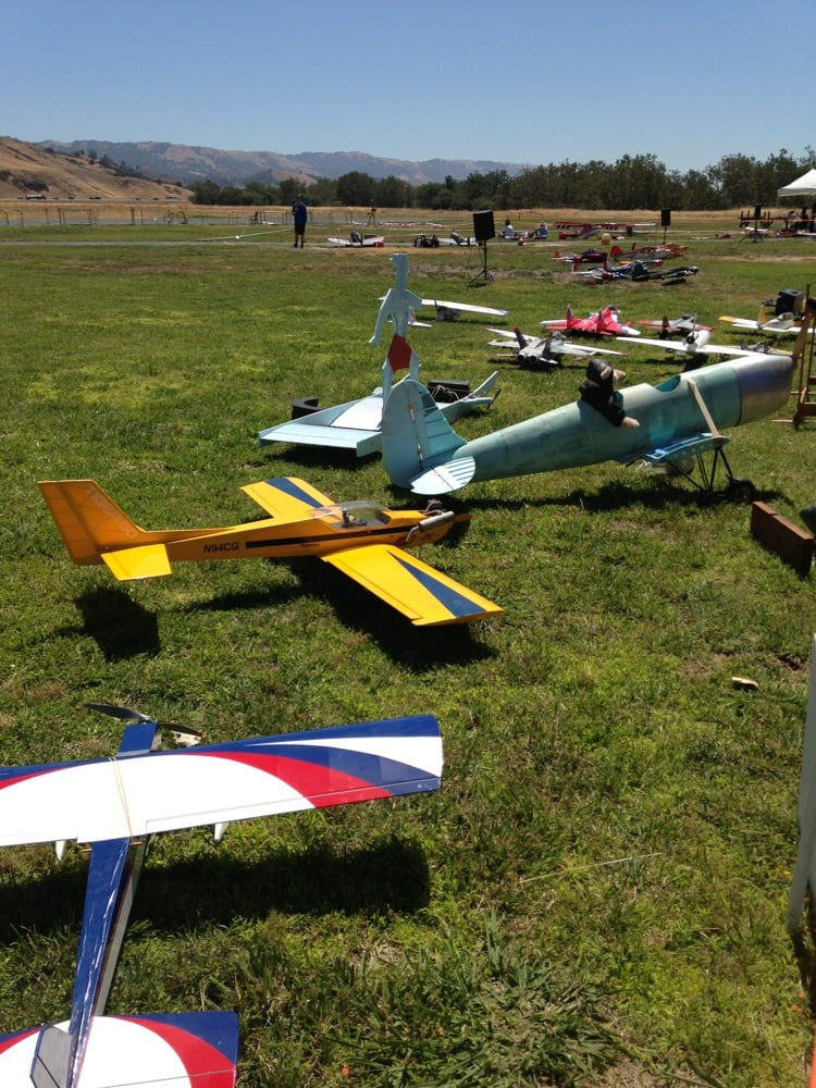 Photo of Santa Clara County Model Aircraft Sky Park - Morgan Hill, CA, United States