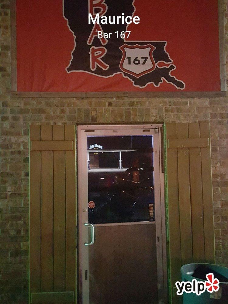 Bar 167: 8305 Maurice Ave, Maurice, LA