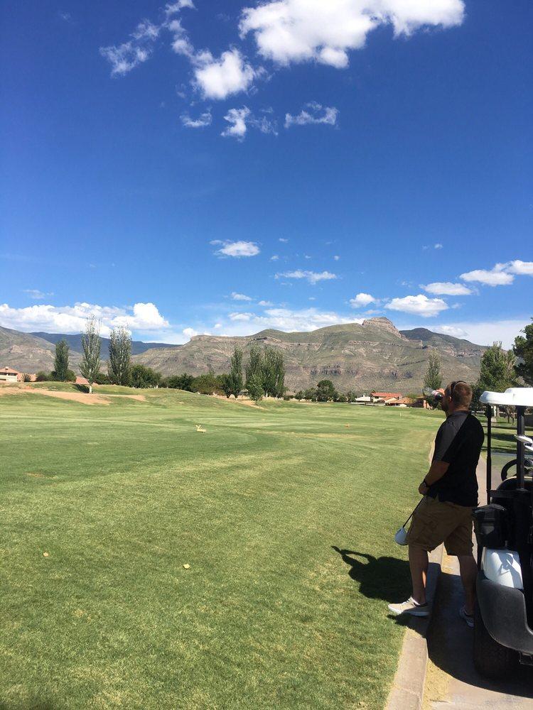 Desert Lakes Golf Course: 2351 Hamilton Rd, Alamogordo, NM