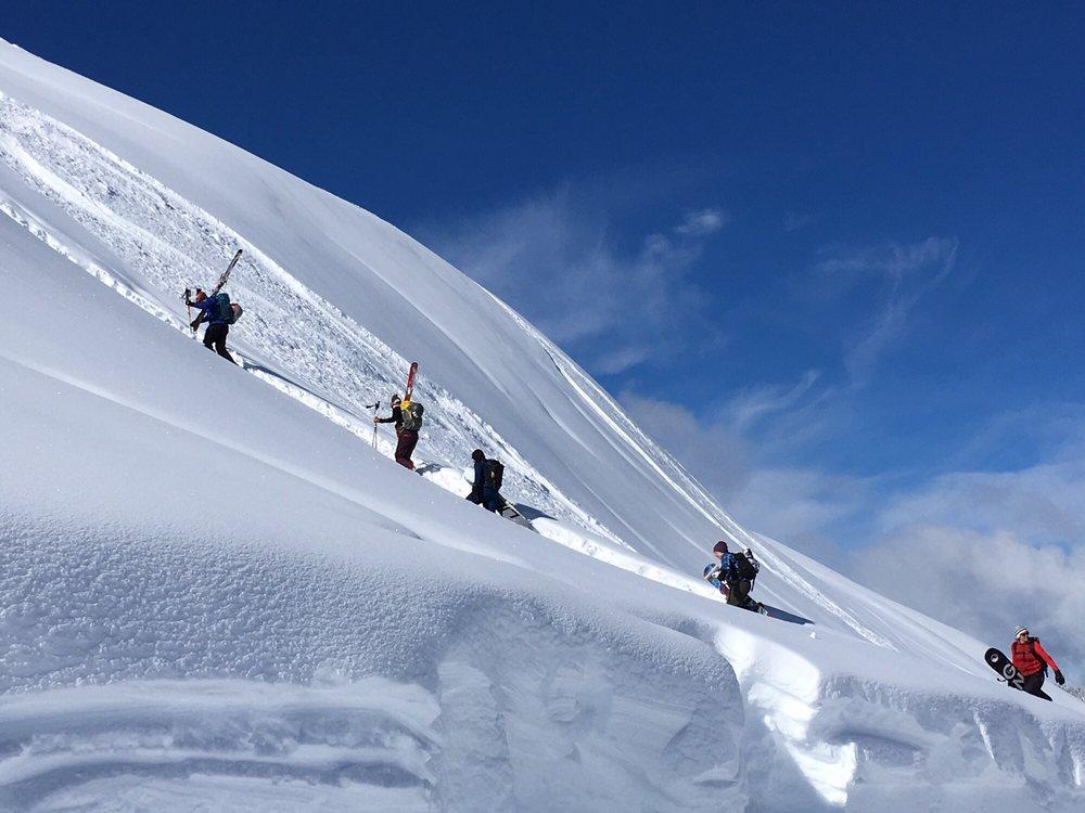 Mt Baker Ski Area: Hwy 542, Glacier, WA