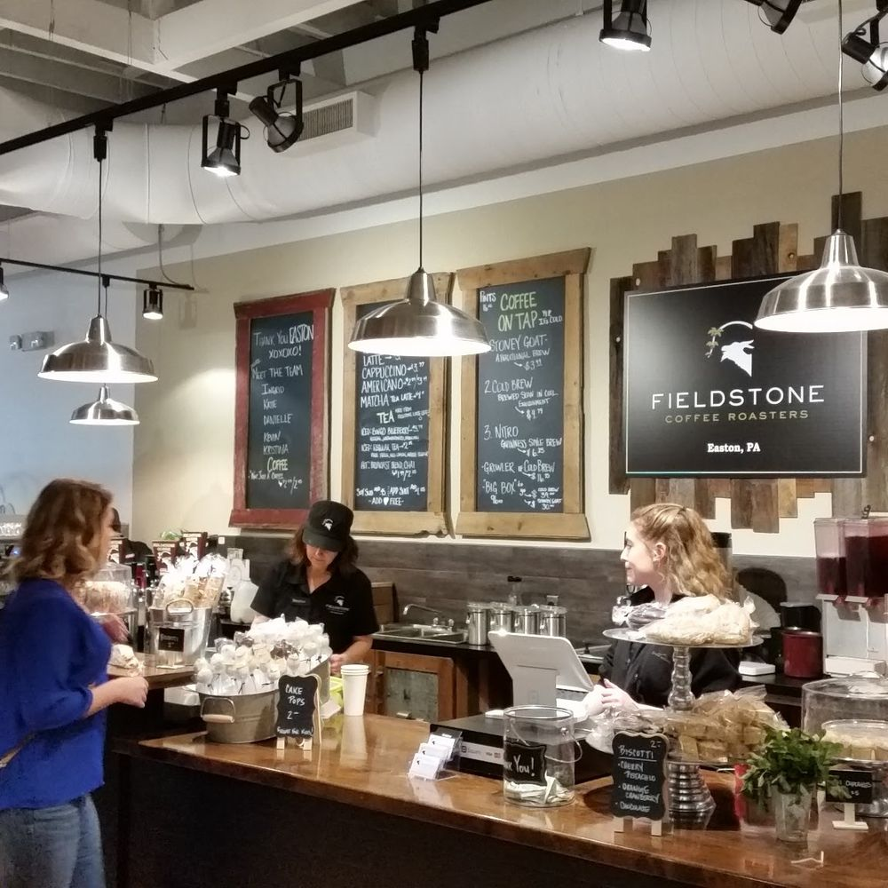 Fieldstone Coffee Roasters: 325 Northampton St, Easton, PA