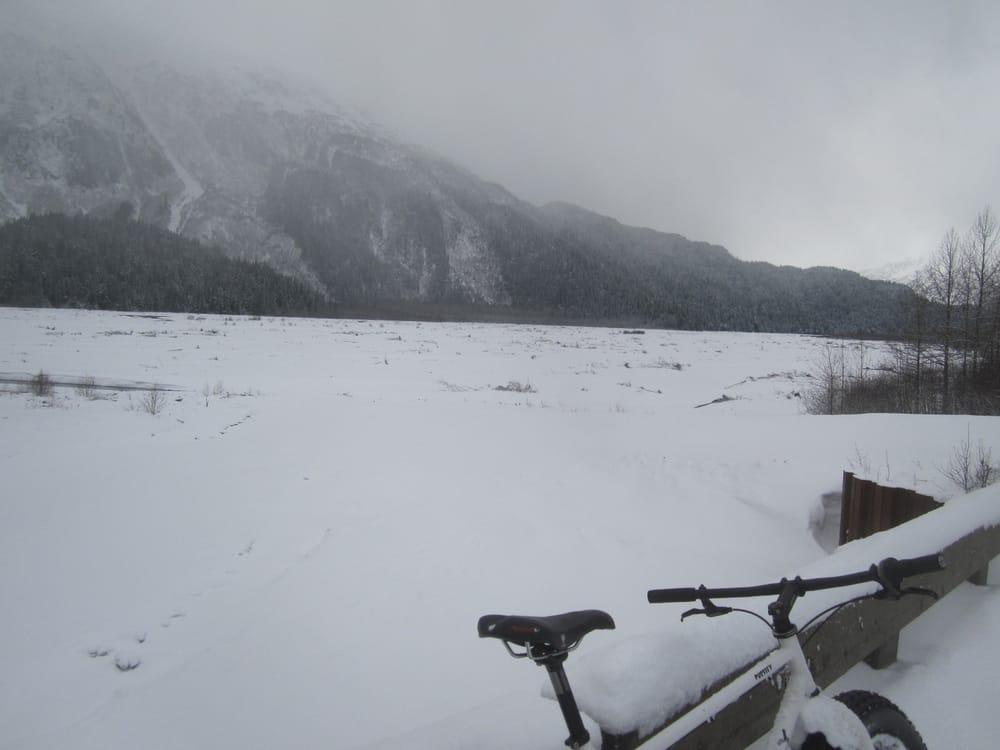 Fat Bike Alaska: Anchorage, AK