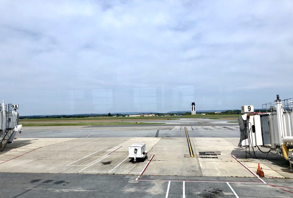 Lehigh Valley International Airport - ABE: 3311 Airport Rd, Allentown, PA