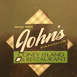 Johns Coney Island Flint Mi